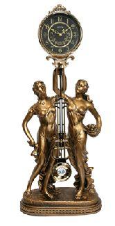 Часы скульптурные К4601-1-1 ВОСТОК