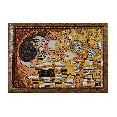 Картина с янтаря Густав Климт