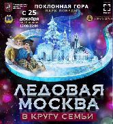 Ледовая Москва билет на мероприятие (взрослый)