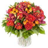 """Букет цветов """"Лисий хвост"""""""