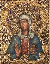 Икона, Мария Магдалина
