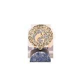 """Медаль на подставке """"Газпром"""""""