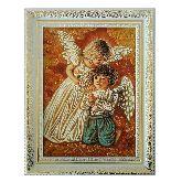 Милые ангелочки из янтаря