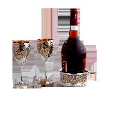 Набор для вина Серебро