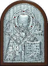 Николай Чудотворец 5 - Ю - 09 - Гранат 14,5*20