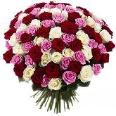 """Букет цветов """"Ночь желаний"""""""