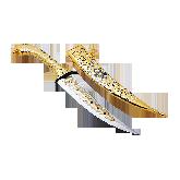 """Нож украшенный """"Шахерезада"""""""