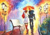 "Картина на холсте ""Романтическое настроение"""