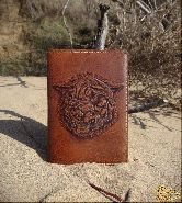 Обложка на паспорт *Волк*