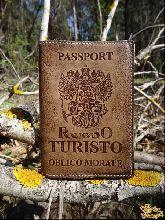 Обложка на паспорт *RUSSO TURISTO*