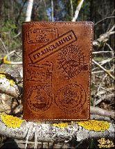 Обложка на паспорт *Гражданин* виза