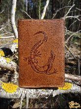 Обложка на паспорт *Саламандра*