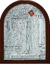 образ Богородицы Целительница 3 - ЮЛ - 30 (12*16)