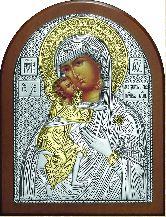 Образ Богородицы Федоровская 3 - ЮЗЛ - 18 12*16