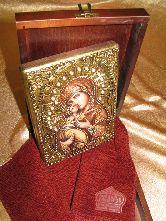 Икона, Образ Божией Матери-Владимирская