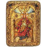 Образ Божией Матери Державна, Подарочная икона, 15Х20