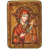 Образ Божией Матери Иверская, Аналойная икона, 21 Х29