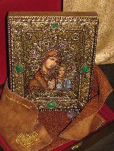 Икона, Образ Божией Матери Казанская -а