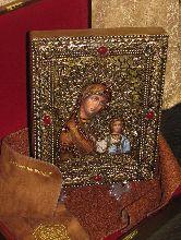 Икона, Образ Божией Матери Казанская -б