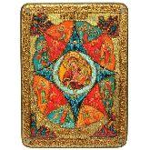 Образ Божией матери Неопалимая купина, Аналойная икона, 21 Х29