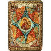 Образ Божией матери Неопалимая купина, Большая икона, 29 Х42