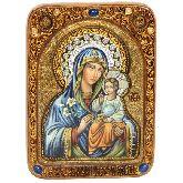 Образ Божией Матери Неувядаемый Цвет, Живописная икона, 21 Х29