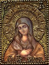 Икона, Образ Божией Матери Умиление
