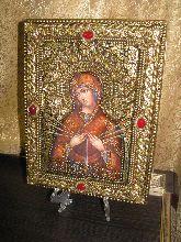Икона, Образ Божией Матери Умягчение Злых Сердец