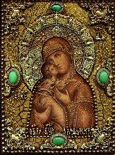 Икона, Образ Божией Матери Владимирская