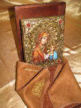 Икона, Образ Казанской Божией Матери
