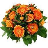 """Букет цветов """"Самой яркой женщине"""""""