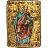 Первоверховный апостол Павел, Аналойная икона, 21 Х29