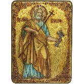 Первоверховный апостол Петр, Аналойная икона, 21 Х29