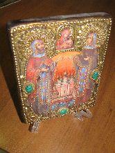 Икона, Петр и Феврония, муромские