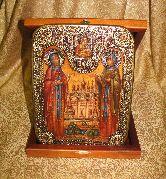 Икона, Петр и Феврония муромские