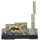 """Письменный набор """"Тигр"""" с ручкой"""