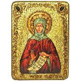 Преподобная Фотиния (Светлана) Палестинская, Аналойная икона, 21 Х29