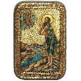 Преподобный Алексий, человек Божий, Настольная икона, 10 Х15