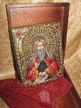 Икона, Преподобный Лев Оптинский