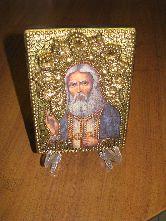 Икона, Преподобный Серафим-Саровский