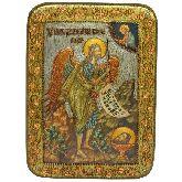 Пророк и Креститель Иоанн Предтеча, Аналойная икона, 21 Х29