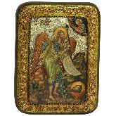Пророк и Креститель Иоанн Предтеча, Подарочная икона, 15 Х20