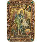 Пророк и Креститель Иоанн Предтеча, Живописная икона, 29 Х42