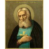 Купить икону Прп. Серафим Саровский СФ-03-6 12х9,5