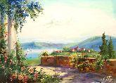 """Картина на холсте """"Чудесный летний день"""""""