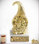 Кубок подарочный Рог изобилия На исполнение заветного желания!