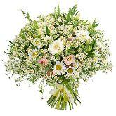 """Букет цветов """"Ромашковый чай"""""""