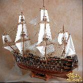 Модель корабля Royal Louis
