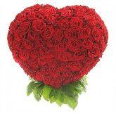 """Букет цветов """"Розовое сердце"""""""