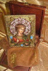 Икона, Руфина Кесарийская (Каппадонская), мученица